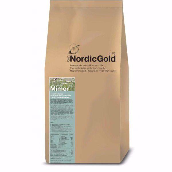 UNIQ NordicGold Mimer 3 kg. Kornfri