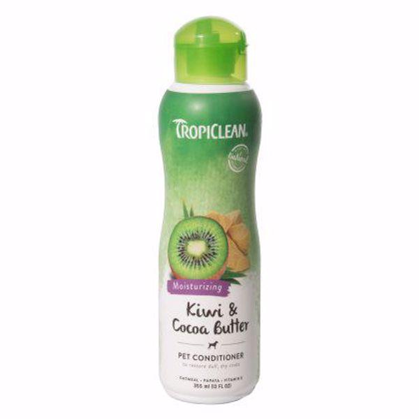 Tropiclean Kiwi & Cocoa Butter Conditioner 355 ml